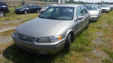 1999 Toyota Camry for sale in Clinton, MD