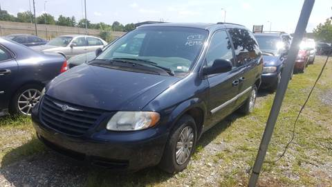 2007 Chrysler Town and Country for sale at Branch Avenue Auto Auction in Clinton MD