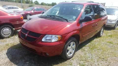 2006 Dodge Grand Caravan for sale at Branch Avenue Auto Auction in Clinton MD