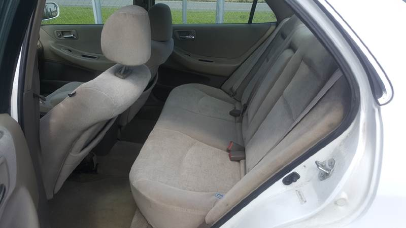 2002 Honda Accord for sale at Branch Avenue Auto Auction in Clinton MD