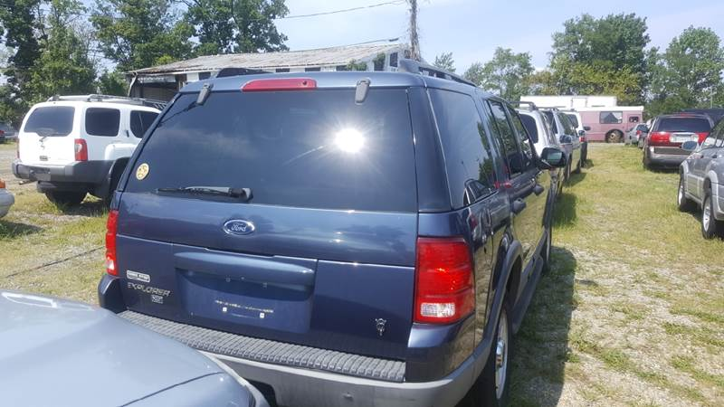 2003 Ford Explorer for sale at Branch Avenue Auto Auction in Clinton MD