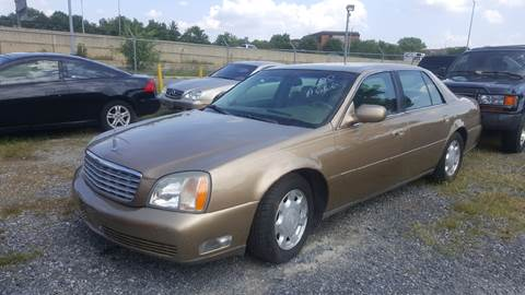 2000 Cadillac DeVille for sale at Branch Avenue Auto Auction in Clinton MD