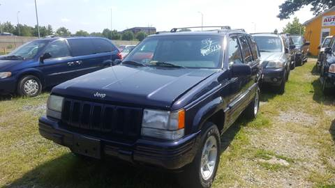 1998 Jeep Grand Cherokee for sale in Clinton, MD