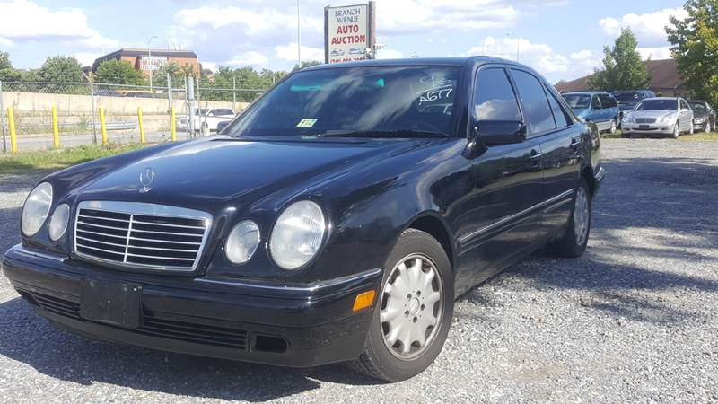 1996 Mercedes-Benz E-Class for sale at Branch Avenue Auto Auction in Clinton MD