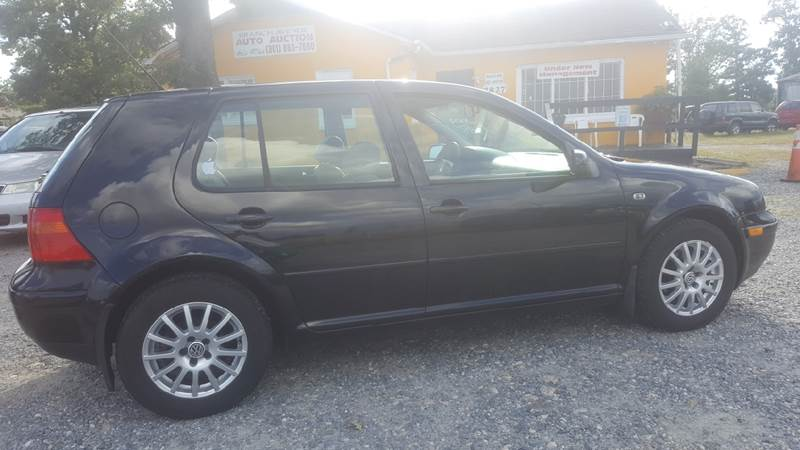 2003 Volkswagen Golf for sale at Branch Avenue Auto Auction in Clinton MD