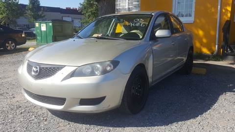 2004 Mazda MAZDA3 for sale at Branch Avenue Auto Auction in Clinton MD