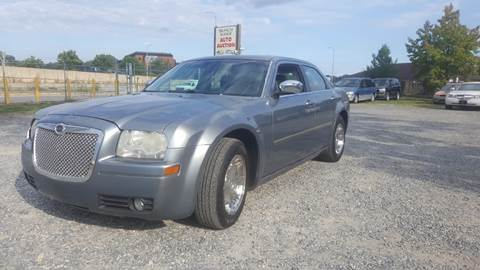 2006 Chrysler 300 for sale at Branch Avenue Auto Auction in Clinton MD