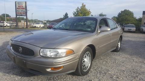 2000 Buick LeSabre for sale at Branch Avenue Auto Auction in Clinton MD