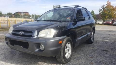 2005 Hyundai Santa Fe for sale at Branch Avenue Auto Auction in Clinton MD