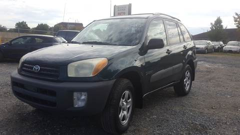 2001 Toyota RAV4 for sale at Branch Avenue Auto Auction in Clinton MD
