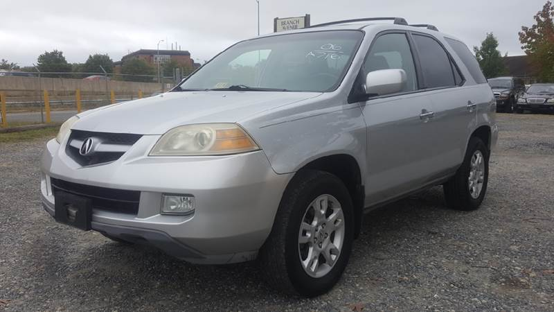 2006 Acura MDX for sale at Branch Avenue Auto Auction in Clinton MD