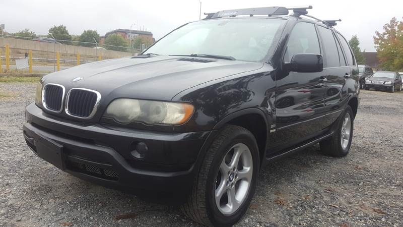 2002 BMW X5 for sale at Branch Avenue Auto Auction in Clinton MD
