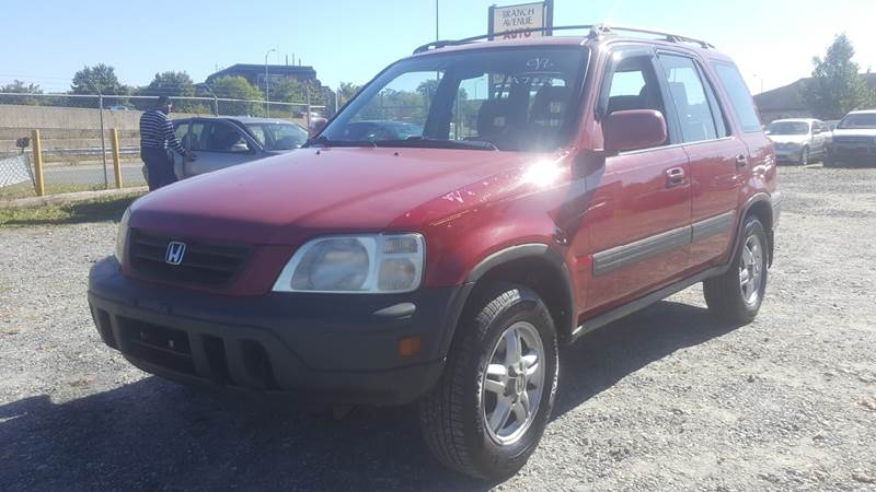 1998 Honda CR-V for sale at Branch Avenue Auto Auction in Clinton MD