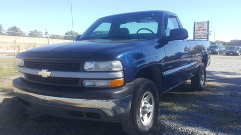 2002 Chevrolet Silverado 1500 for sale in Clinton, MD