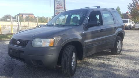 2002 Ford Escape for sale in Clinton, MD