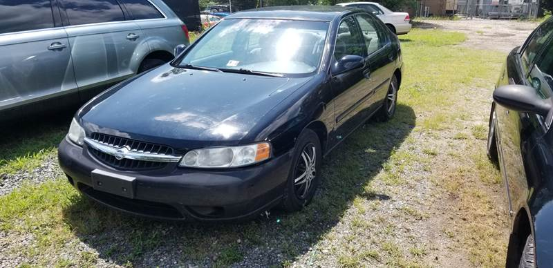 2000 Nissan Altima For Sale At Branch Ave Auto Auction In Clinton MD