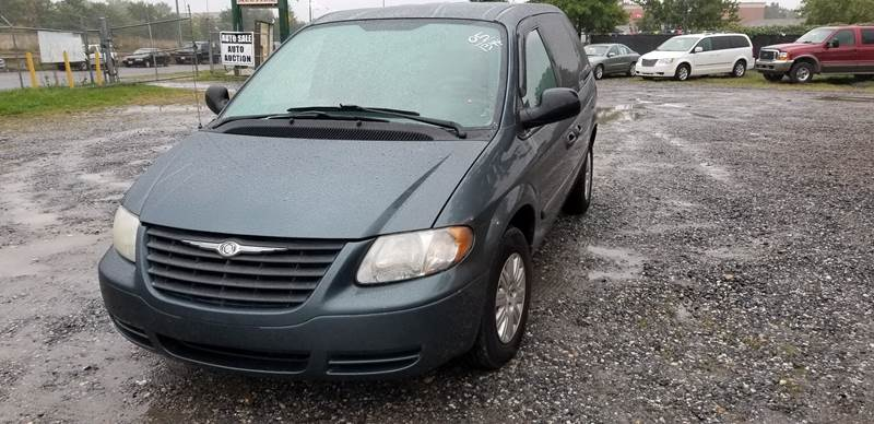 2005 Chrysler Town And Country In Clinton Md Branch Ave Auto Auction