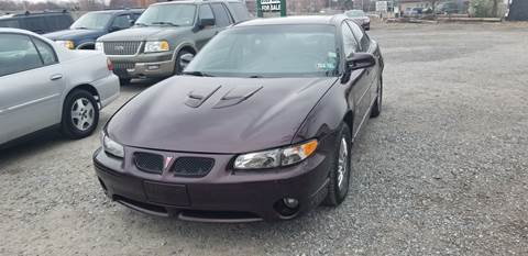2002 Pontiac Grand Prix for sale in Clinton, MD