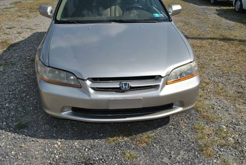 1999 Honda Accord for sale in Clinton, MD
