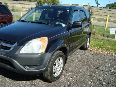 2004 Honda CR-V for sale at Branch Avenue Auto Auction in Clinton MD