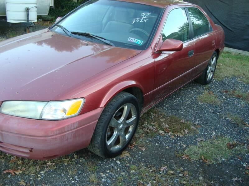 1997 Toyota Camry for sale at Branch Avenue Auto Auction in Clinton MD
