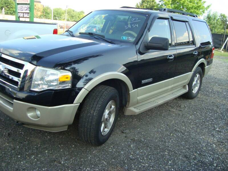 2007 Ford Expedition for sale at Branch Avenue Auto Auction in Clinton MD