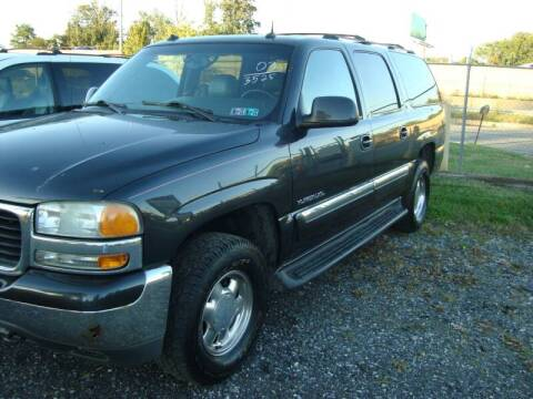 2003 GMC Yukon XL for sale at Branch Avenue Auto Auction in Clinton MD