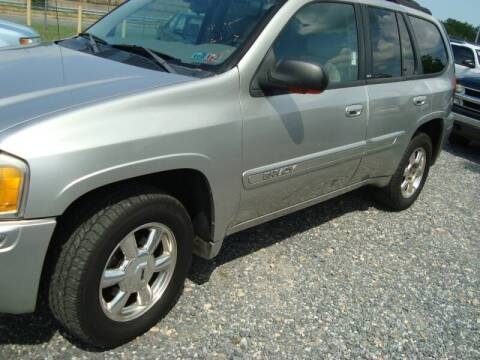 2005 GMC Envoy for sale at Branch Avenue Auto Auction in Clinton MD