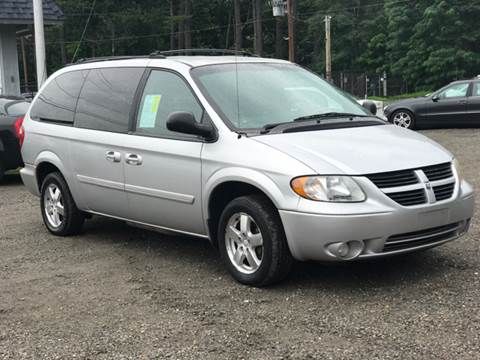 2005 Dodge Grand Caravan for sale at United Auto Service in Leominster MA