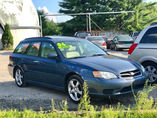 2006 Subaru Legacy for sale at United Auto Service in Leominster MA
