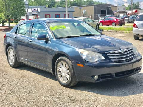 2008 Chrysler Sebring for sale at United Auto Service in Leominster MA