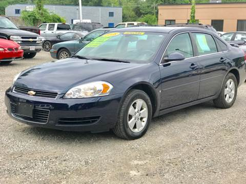 2008 Chevrolet Impala for sale at United Auto Service in Leominster MA