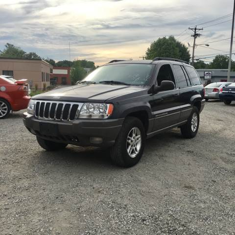 2003 Jeep Grand Cherokee For Sale At United Auto Sales And Repair In  Leominster MA