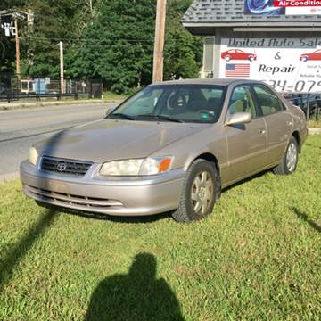 2000 Toyota Camry for sale in Leominster MA