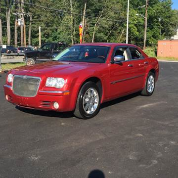 2008 Chrysler 300 for sale at United Auto Service in Leominster MA