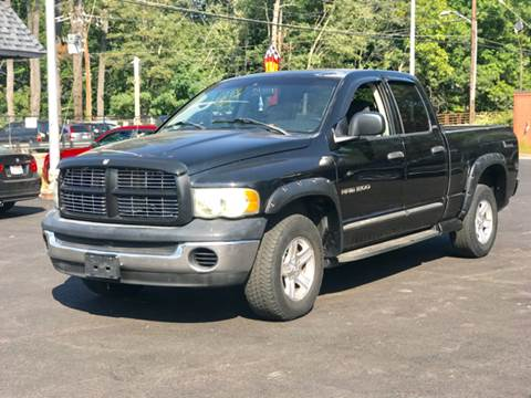 2002 Dodge Ram Pickup 1500 for sale at United Auto Service in Leominster MA