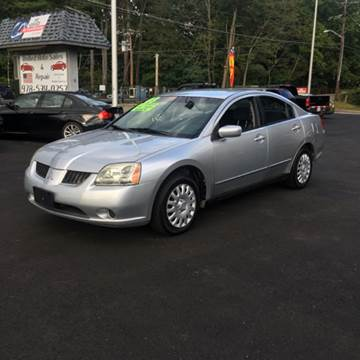 2004 Mitsubishi Galant for sale at United Auto Service in Leominster MA