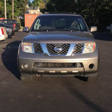 2006 Nissan Pathfinder For Sale At United Auto Sales And Repair In  Leominster MA