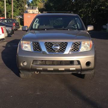 2006 Nissan Pathfinder for sale at United Auto Service in Leominster MA
