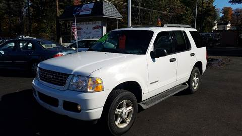 2005 Ford Explorer for sale at United Auto Service in Leominster MA
