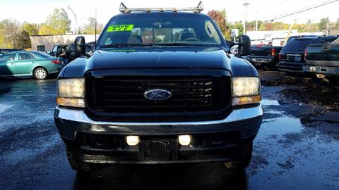 2003 Ford F-250 Super Duty for sale at United Auto Service in Leominster MA