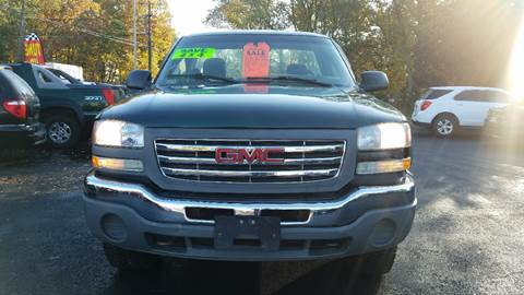 2005 GMC Sierra 1500 for sale at United Auto Service in Leominster MA