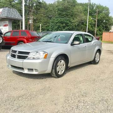 2008 Dodge Avenger for sale at United Auto Service in Leominster MA