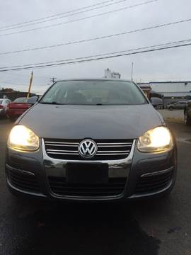 2008 Volkswagen Jetta for sale at United Auto Service in Leominster MA