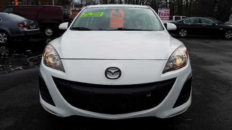 2010 Mazda MAZDA3 for sale at United Auto Service in Leominster MA
