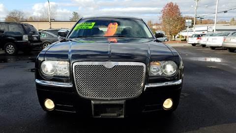 2005 Chrysler 300 for sale at United Auto Service in Leominster MA