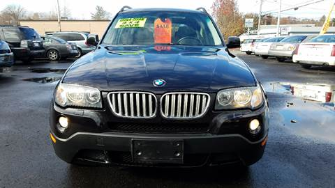 2008 BMW X3 for sale at United Auto Service in Leominster MA