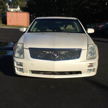 2006 Cadillac STS for sale at United Auto Service in Leominster MA