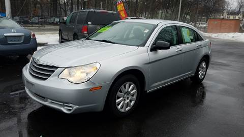 2009 Chrysler Sebring for sale at United Auto Service in Leominster MA