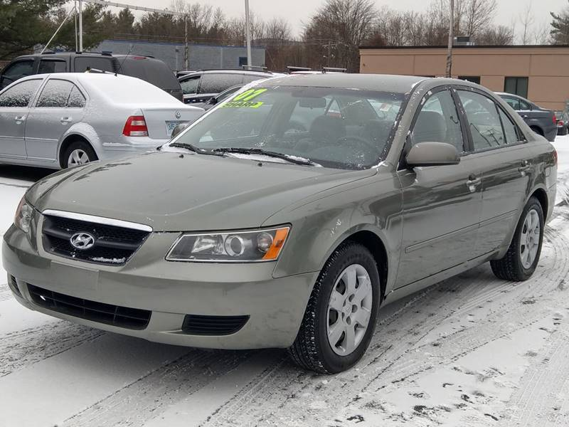 2007 Hyundai Sonata For Sale At United Auto Sales And Repair In Leominster  MA